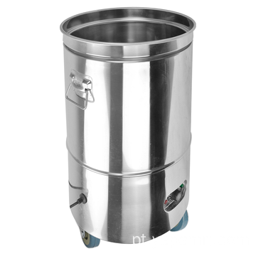 Stainless Steel elétrica Thermostic Bucket